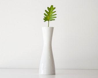 Vintage Rosenthal Germany White Porcelain Vase