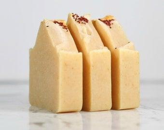 SUNSET CLIFFS Bar Soap.  Soap Bar.
