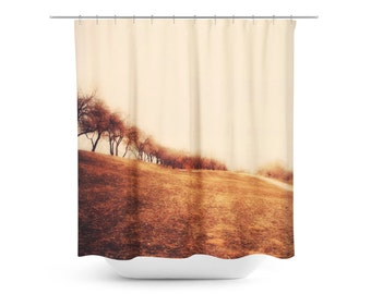 Rust Curtains Etsy