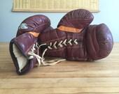 Vintage Boxing Gloves - JCHiggins