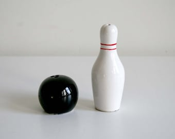 Bowling Salt and Pepper Set