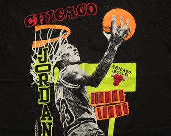 vintage Michael Jordan t shirt