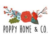 Custom Logo Design - Professional Graphic Design for Small Business, Etsy Store Logo, Flowers, Feminine