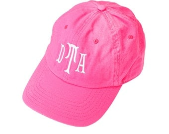 Woman's Hot Pink Cap