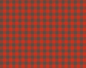 High Adventure Plaid in Red Fabric by Riley Blake - 1 Yard