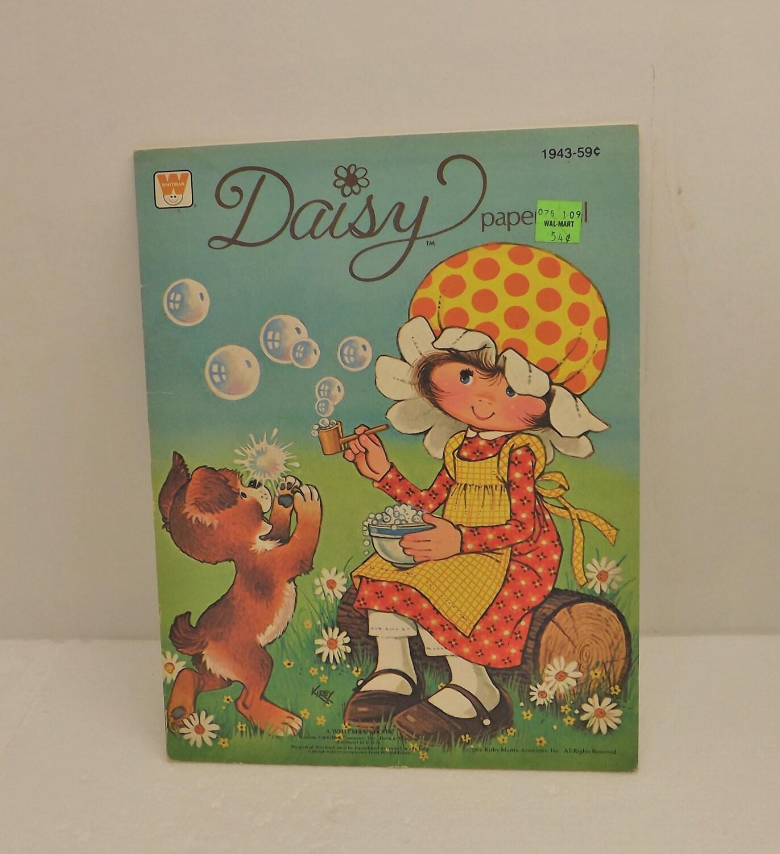Martin Kirby: Vintage 1978 Daisy Paper Doll Kirby Martin AssociatesA