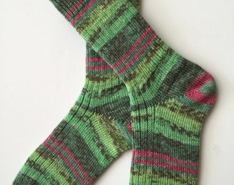 Knitted Women's Wool Sock , Fortissima Color