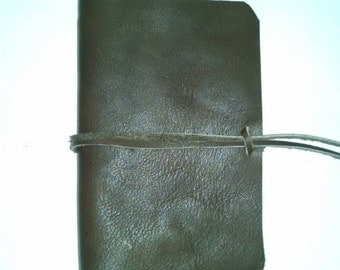 Field Journals Notebook/Leather Journal/Leather Field Journal/Moleskine Field Journal
