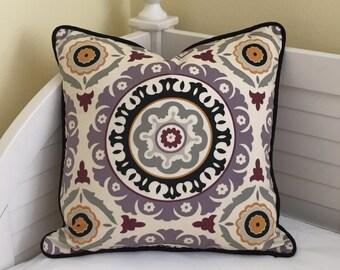 Modern Waverly Solar Flair Designer Pillow Cover