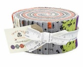 Spooky Delight by Bunny Hill Designs - Jelly Roll (2900JR) - Moda