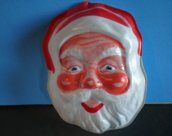 Vintage Mid Century Christmas Decoration - Santa Claus