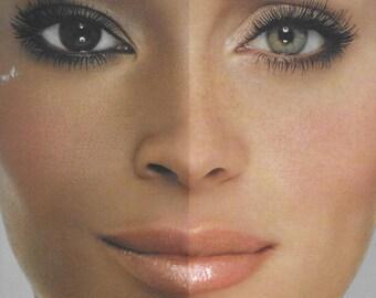 Vintage Fashion - Make Up Book - Face Forward - Kevyn Aucoin