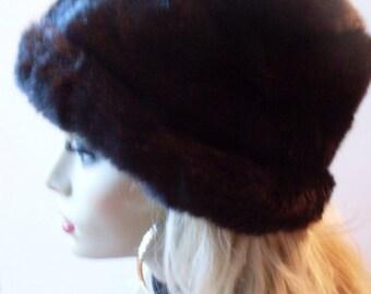 Luxurious Jackie O Faux Fur  Hat  Rue23paris  We Ship Internationally