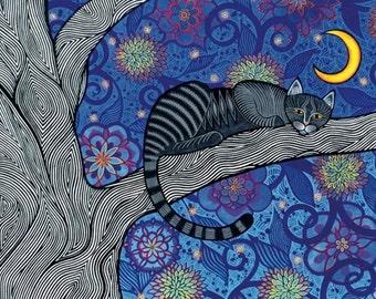 5.5 x 8.5 Print, Artwork by Rebecca Walk