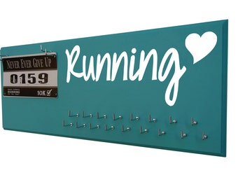 Running gifts for all runners - Running heart graphic