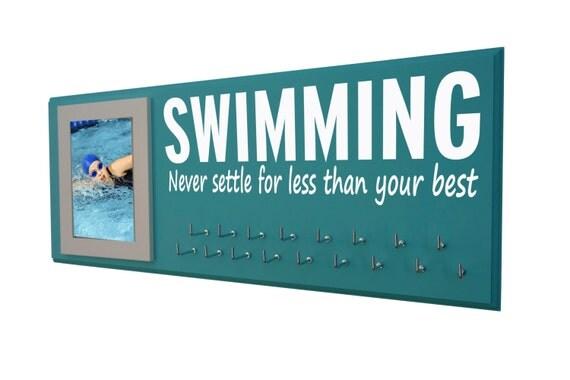 Swimming, Just keep swimming, swimmer, competitive swimming, swimming medal holder, swimming pool, keep swimming, award, ribbons, gifts