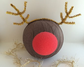 Surprise Ball- Rudolph