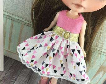 Blythe Dress - Arrows