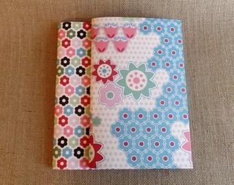 Journal, Notebook, Set of Two Journals, Diary, Travel Notebook, Sketchbook, Handmade Journal, Stationery, Blank Notebook, MAISY