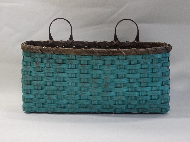 Large Wall Basket-Wall Decor Handwoven Basket-Primitive Style