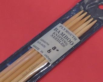 Destash - size 8 - double point knitting needles