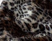 Fabulous Ocelot Faux Fur