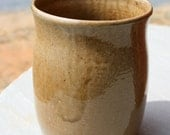 Salt Glazed Pottery Utensil Holder