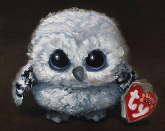 Custom Painting From Photo - Oil Painting, Of Your Favorite Item or Toy