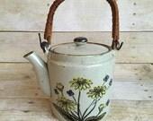 Vintage Cermaic Tea Pot