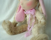 Waldorf Inspired Bunny Rabbit - Custom listing for Poorva