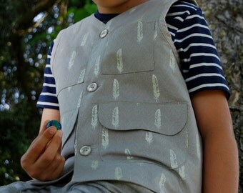Take a Hike... Child's adventure vest