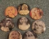 Debbie Harry Pin Set Vol. 1