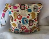 Hedgehogs Wet Bag-Four sizes
