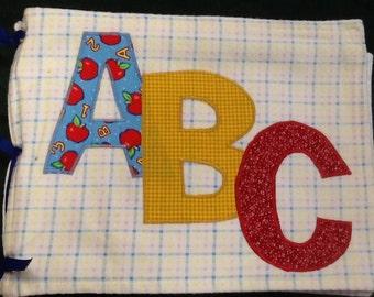 ABC Flannel Soft Book