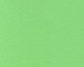 Pear, Kona Cotton, Robert Kaufman Fabrics, 1/2 Yard