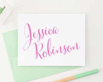 Personalized Stationery //  Personalized stationary // Monogram stationery // monogram note cards // personalized monogram stationary, AS007