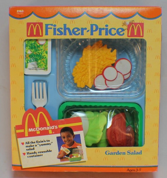 Unavailable listing on etsy - Cuisine bilingue fisher price ...
