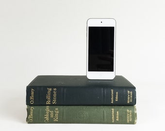 O. Henry Vintage Double booksi for iPhone