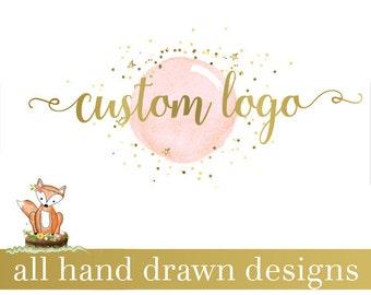 Custom Logo Branding Package Custom logo designs custom logo designer Custom Branding Set custom photography logo Custom Business Logo