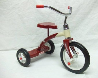11 inch tall tricycle