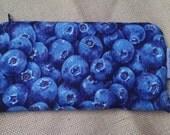 Reserved Listing for Estrella - 1 Granola Bar Bag in Blueberry