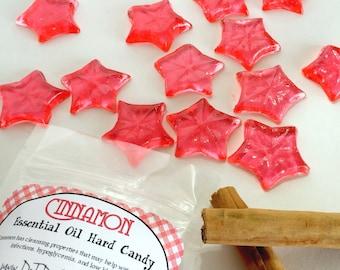 CINNAMON,  Essential Oil Hard Candy 5 oz