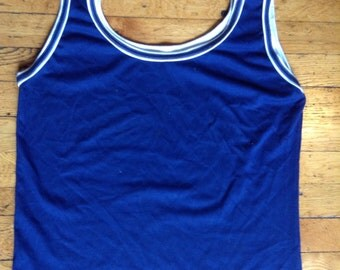 1970's tank top USA size 42