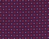 Penny Arcade X Dot in Purple, Kim Kight, Cotton+Steel, RJR Fabrics, 100% Cotton Fabric, 3031-1