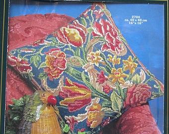 Vervaco Spring Flower Needlepoint/Tapestry Kit