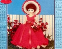 20%OFF Carol L. Alexander MISS Heather Crochet Musical Fragrance Doll By Td Creations - Crochet Doll Dress Pattern