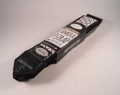 Camera Strap Mod Seriously Stylish Black White Modstraps