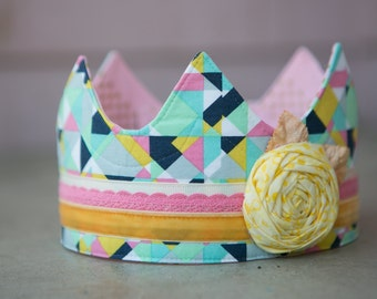 Fabric Crown - Princss Neva