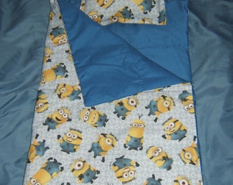 18 inch Doll Minion Sleeping Bag