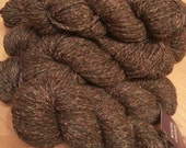 Debbie Bliss, winter garden, knitting wool, quality blend chocolate brown